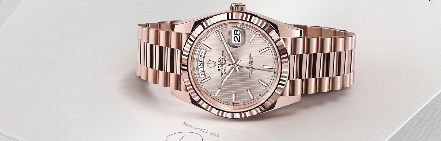 167f97d3ce7 The Rolex Oyster Perpetual Day Date - The Watch Guide