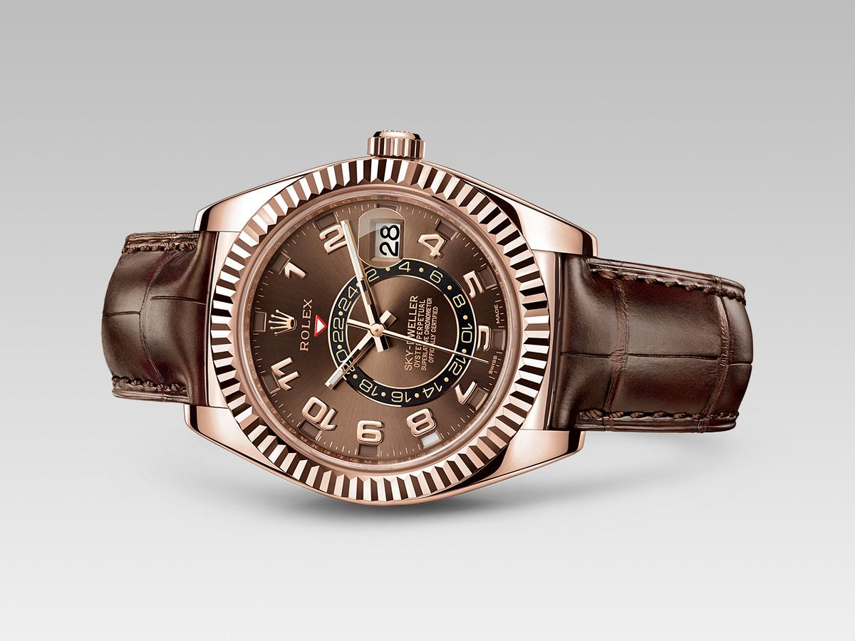 Rolex Sky Dweller Watch in India with Updated Prices