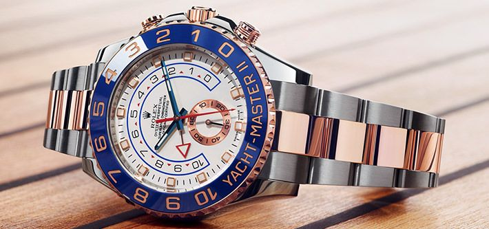 f6ab0763c43 In-depth Reviews Of All Four Rolex Yacht-Master II Watches