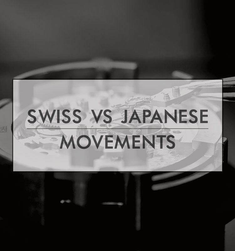 Watch Movements Explained- Swiss VS Japanese Movements I The
