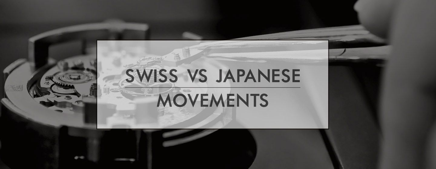 Watch Movements Explained- Swiss VS Japanese Movements I The Watch Guide