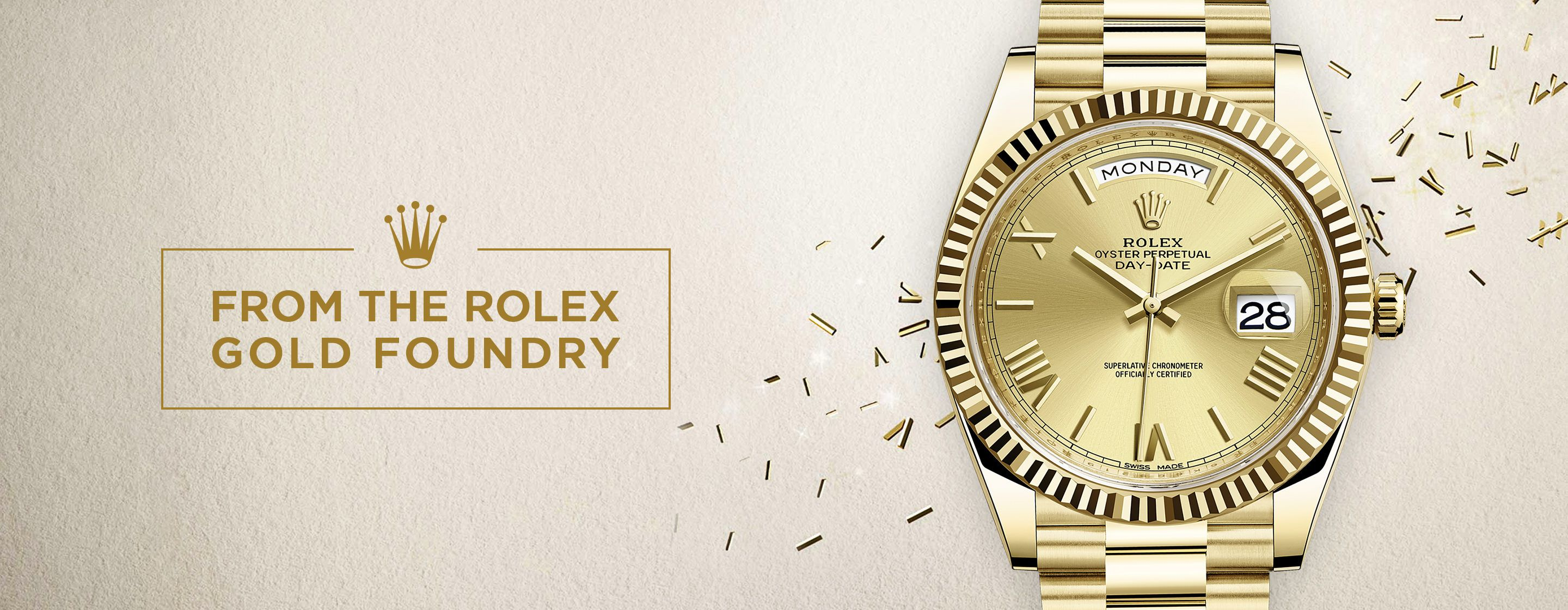 8af920fe896 Rolex Gold - Top 10 Best Rolex Gold watches in India - The Watch guide