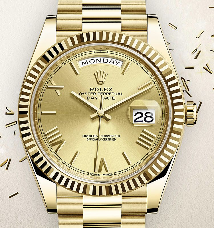 Top 10 Rolex Gold Watches for Men \u0026 Women with Updated Price