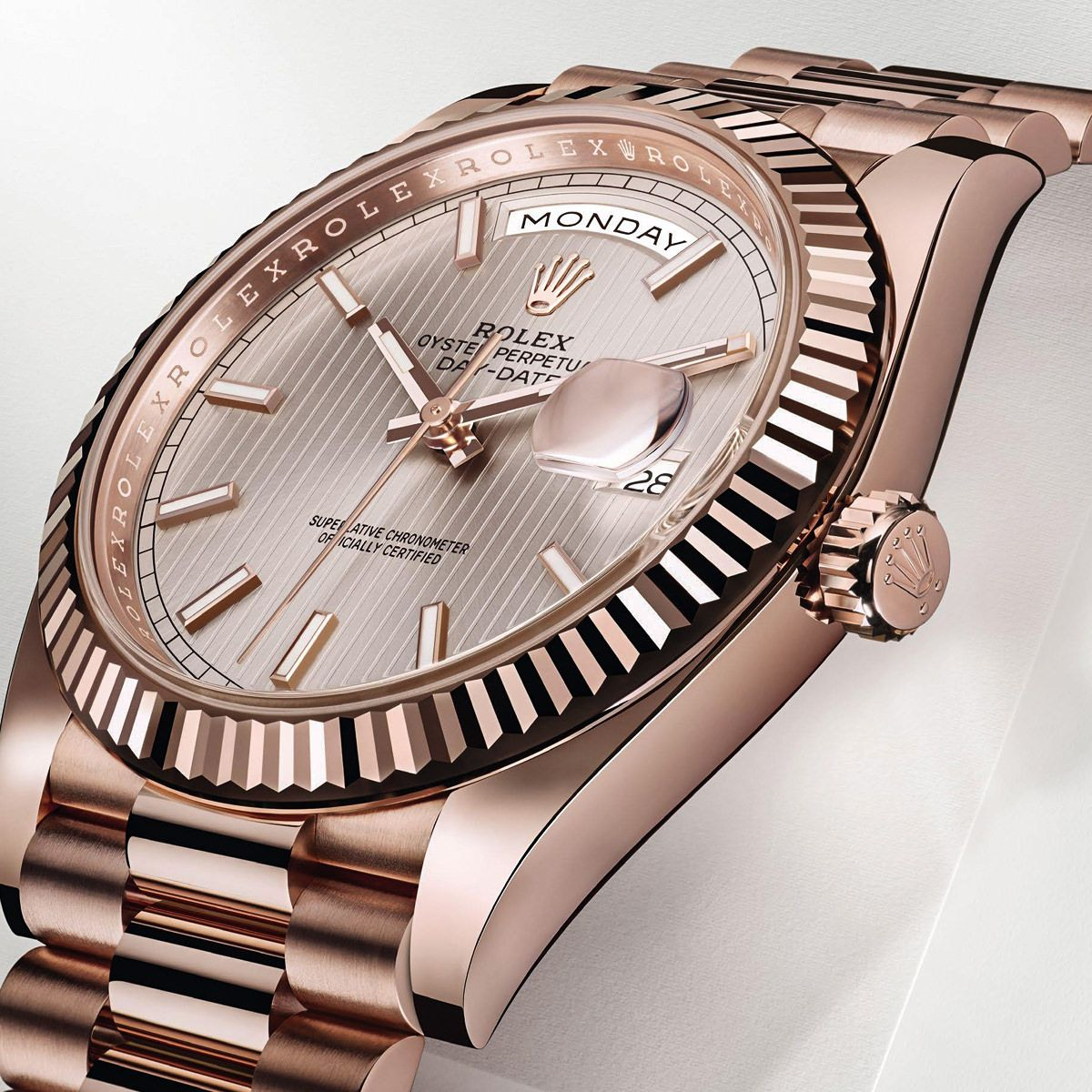 The Watch Parts That Make Rolex The World's Most Popular
