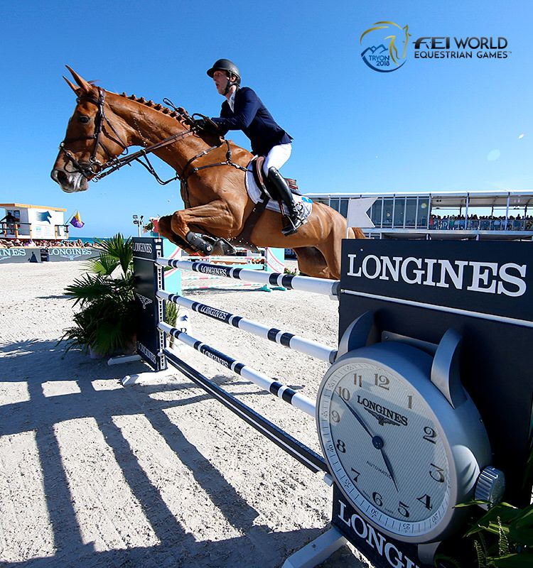 FEI World Equestrian Games 2018: Longines' Storied