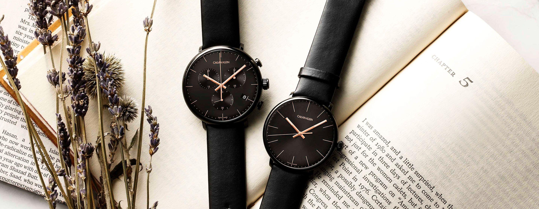 bb8b71663 Round-UpTen Watches Showcasing The Sensual Minimalism Of Calvin Klein