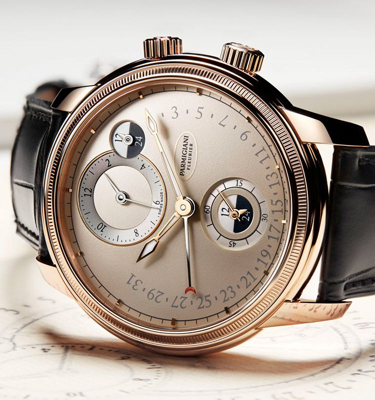 Finally In India—Parmigiani, An Ethos-Exclusive In Haute