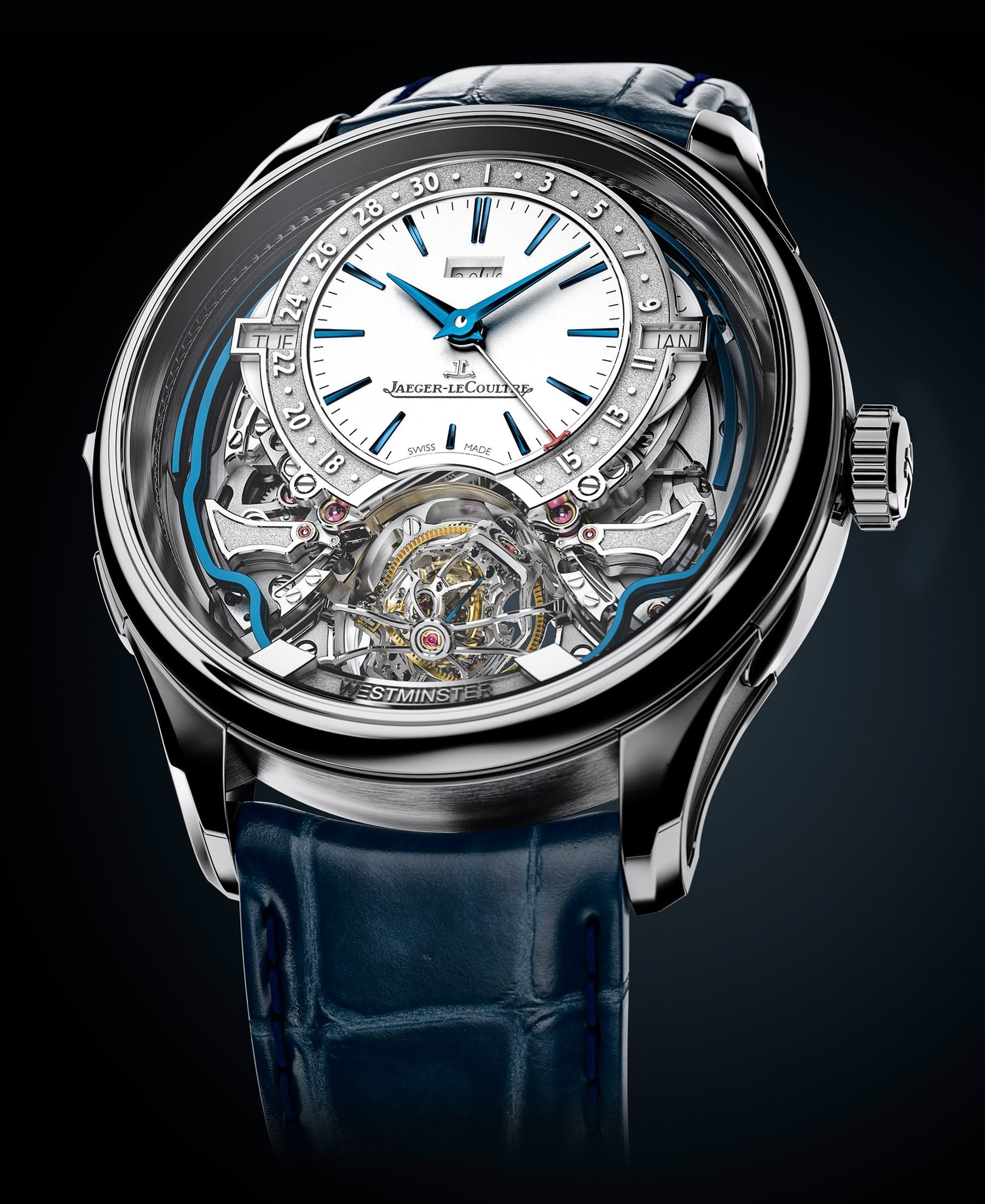 Jaeger-LeCoultre Unveils Exceptionally Complicated Novelties