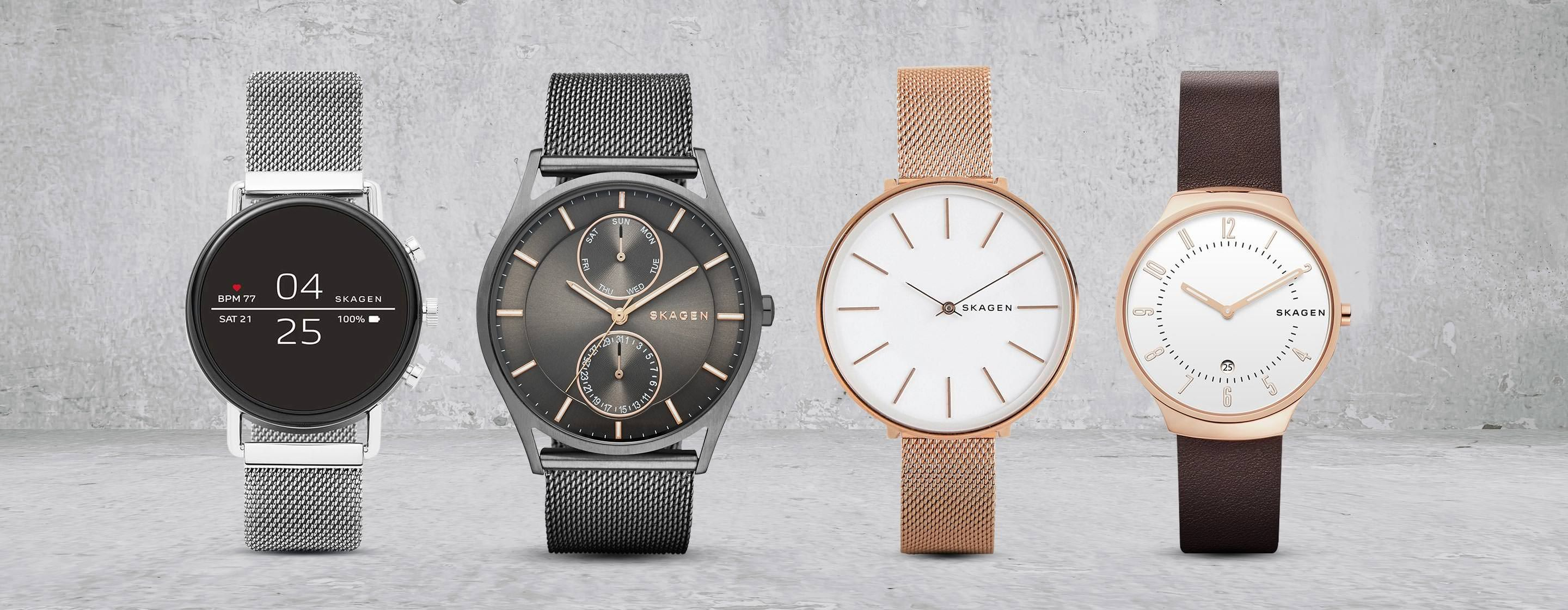 Top 10 Skagen Watches For Men And Women The Watch Guide