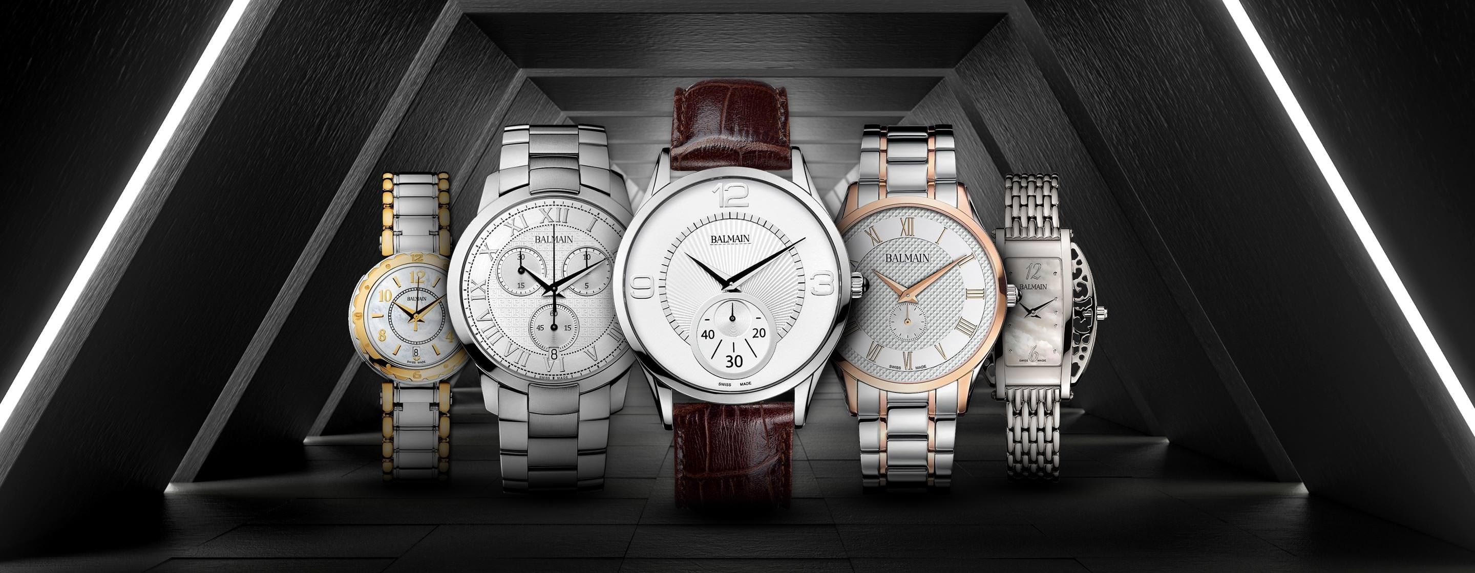 c56b00586e5 Ten Balmain Watches That Are Sure to Up Your Style Quotient - The ...